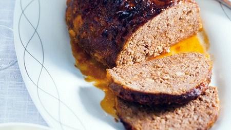 roti vegan et végétal plat de noel