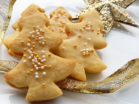 biscuits de noel vegan cannelle